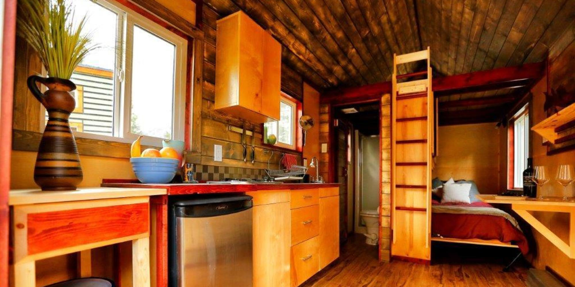 Prime Tiny Home Village In Terrace B C Hopes To Help Ease Housing Crisis Largest Home Design Picture Inspirations Pitcheantrous