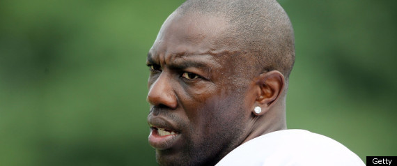 Terrell Owens Injury