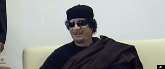 Muammar Gaddafi Arrest Warrent