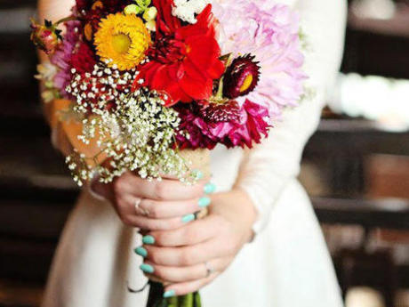 The 10 Hottest Trends For Spring Weddings