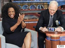 Celebrities React To David Letterman's Departure From Late Night