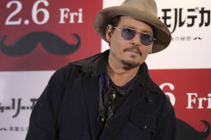 Johnny Depp | Image:PA