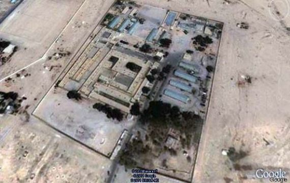 prison palmyre