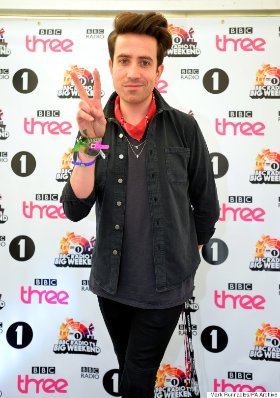nick grimshaw radio 1