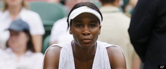 VENUS WILLIAMS TSVETANA PIRONKOVA