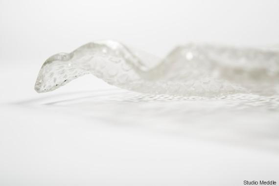 papier bulle