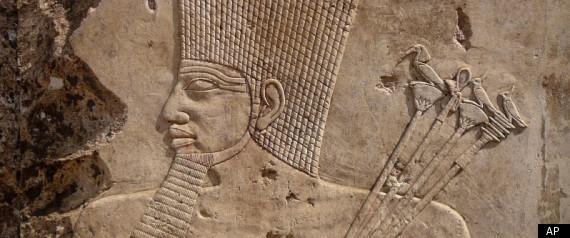 EGYPT LIMESTONE BLOCK