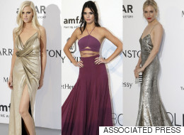 See All The Red Carpet Dresses From The AmfAR Gala at Cannes