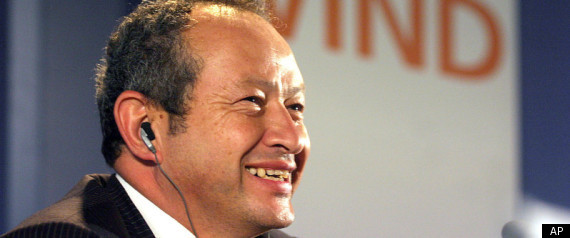 NAGUIB SAWIRIS MICKEY MOUSE