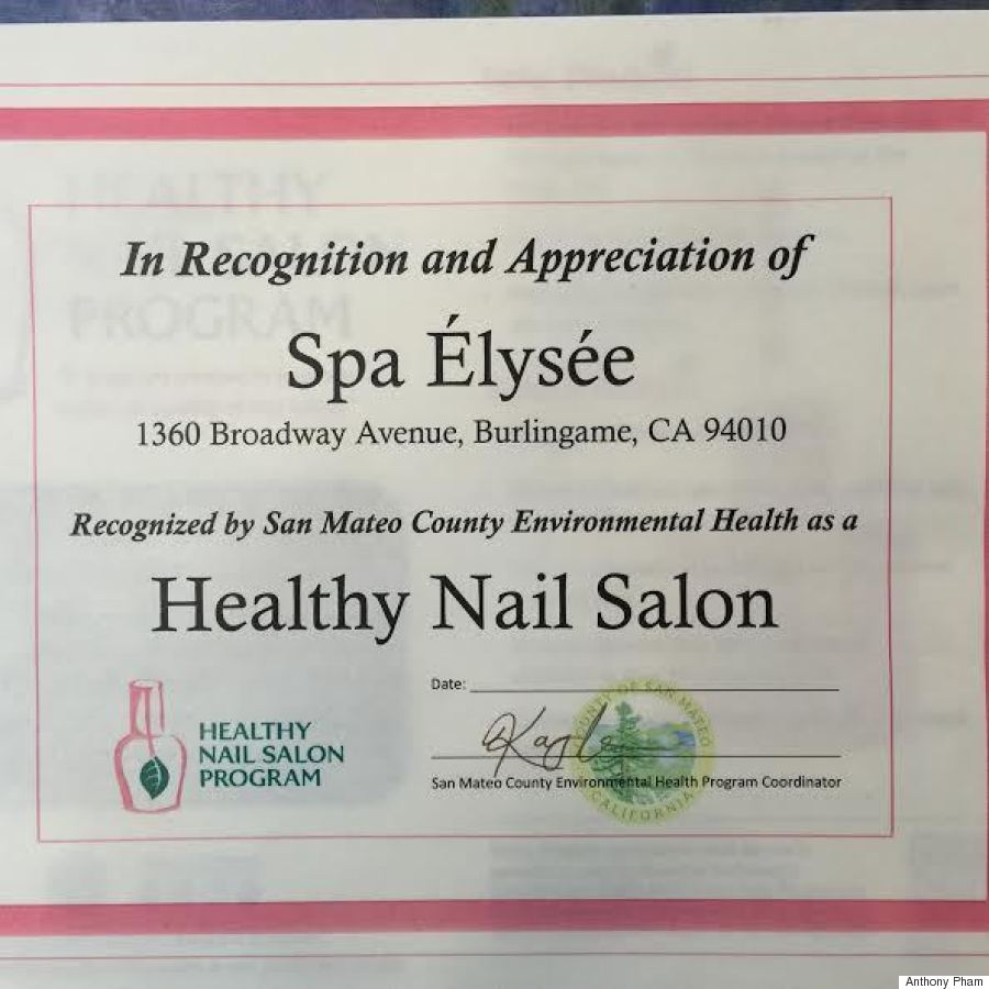 How California\'s Ethical Nail Salons Can Teach New York To Clean ...