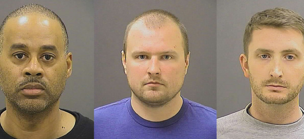 Grand Jury Indicts Six Officers In Freddie Gray Case