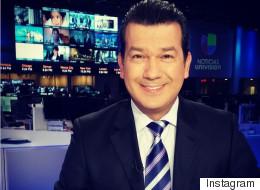 Mario Andrés, el esposo de Bárbara Bermudo, renuncia a Univision