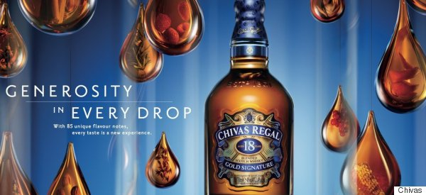 Win One of Five Bottles of Chivas 18 With Personalised Engraving