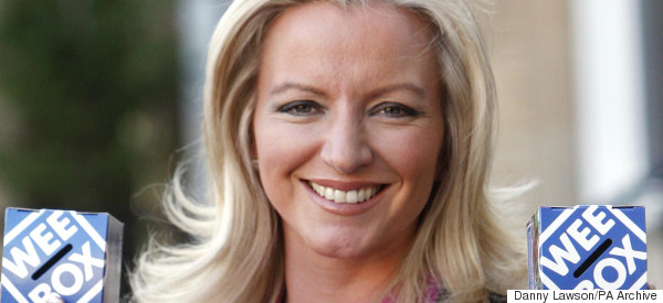 Michelle Mone Quits Scotland And Hits Out At 'Angry, Hated, Jealous SNP Muppets'