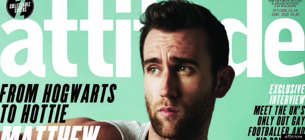 Matthew Lewis Pleads With Admirers To Stop Sending Him Filthy Tweets