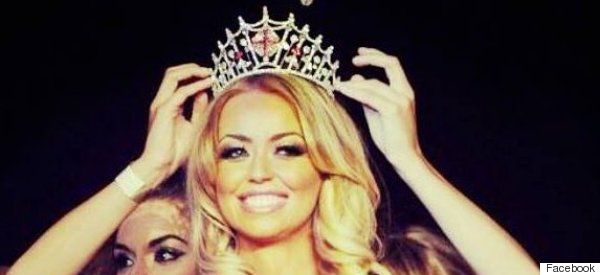Student Nurse Who Was Left Housebound By Panic Attacks Is Crowned Miss Manchester