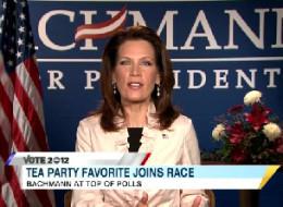 Michele Bachmann Slavery Founding Fathers