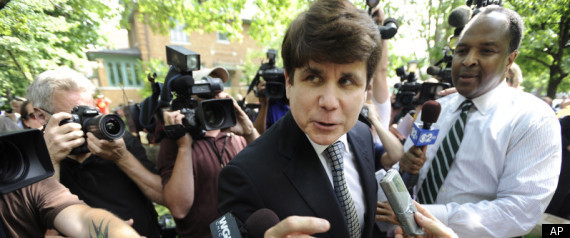 BLAGOJEVICH JAIL TIME