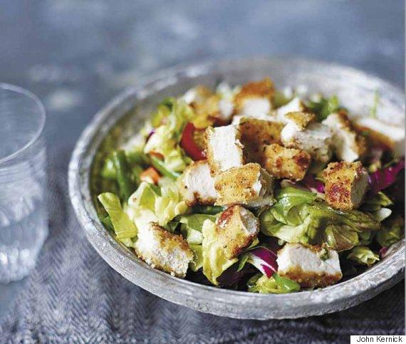 pollan family salad