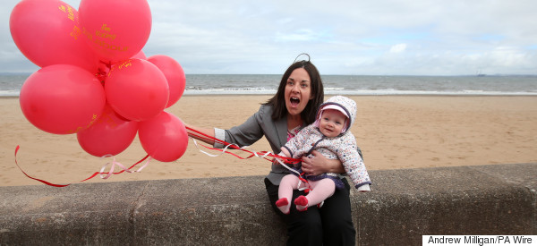 Kezia Dugdale Wins Backing To Take Over From Jim Murphy As Scottish Labour Leader