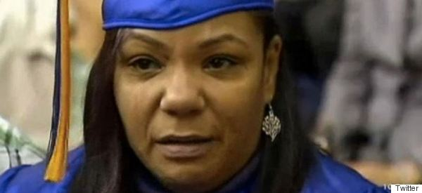 Mother Stands In At Graduation For Son Killed In Prom Night Crash