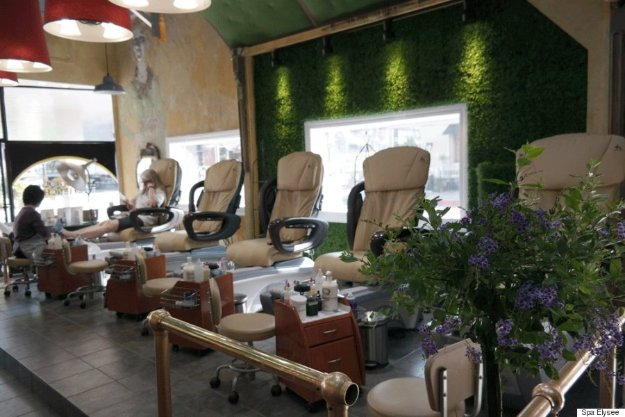 How California\'s Ethical Nail Salons Can Teach New York To Clean Up ...