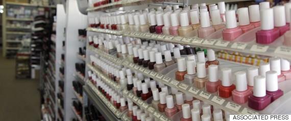 toxic trio nail polish