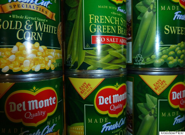 Canned Green Beans - Basic Process Foods