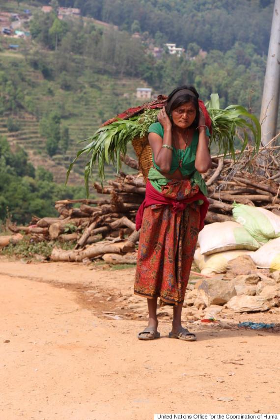 un nepal earthquake