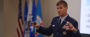 Us Air Force Major General Craig Olson