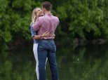 Couple Had No Clue A Photog Was Snapping These Sweet Proposal Pics