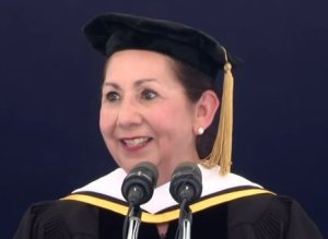 First Latina College President: Challenges, Not Accomplishments, Make Us Strong