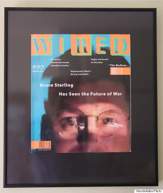 wired magazine 1993