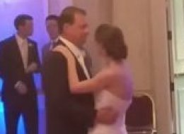 This Puts Run-Of-The-Mill Father-Daughter Dances To Shame