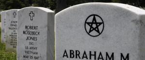 ARLINGTON CEMETERY RELIGIOUS