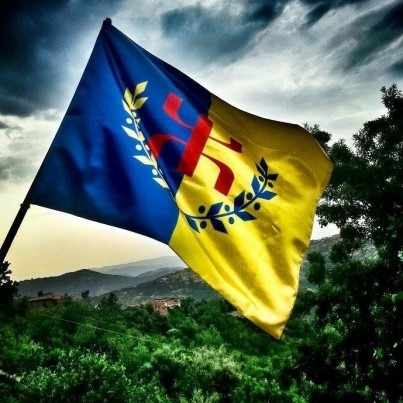 kabyle flag