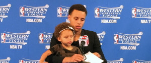 STEPHEN CURRY RILEY