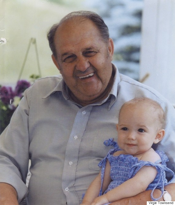 virgie and her grandfather