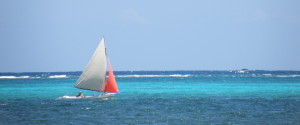 SAILBOAT MEXICO