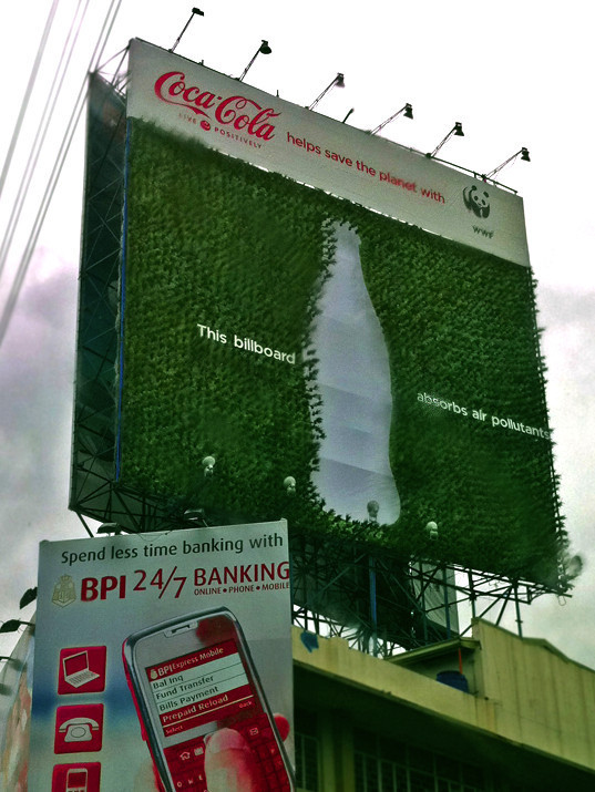 what do you think of coca cola s environmental initiatives Sustainability faceoff: coca-cola vs pepsico still, we think that the company ultimately trumps coke for its achievable yet impressive goals.