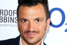 Peter Andre | Pic: PA