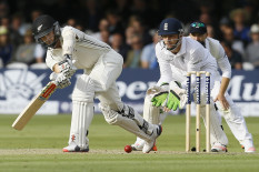 Cricket action from Lord's | Pic: AP
