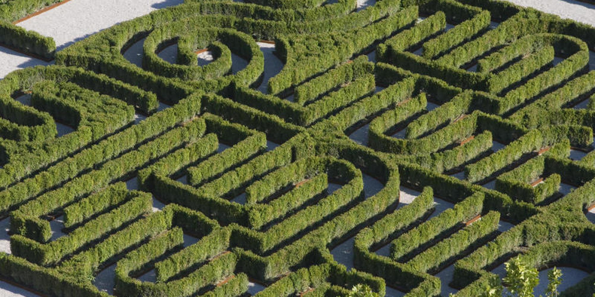 Labirinti italiani, 12 giardini da non perdere. da quello dedicato ...