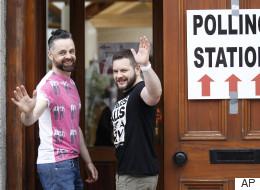 Ireland Legalizes Gay Marriage In Historic Referendum