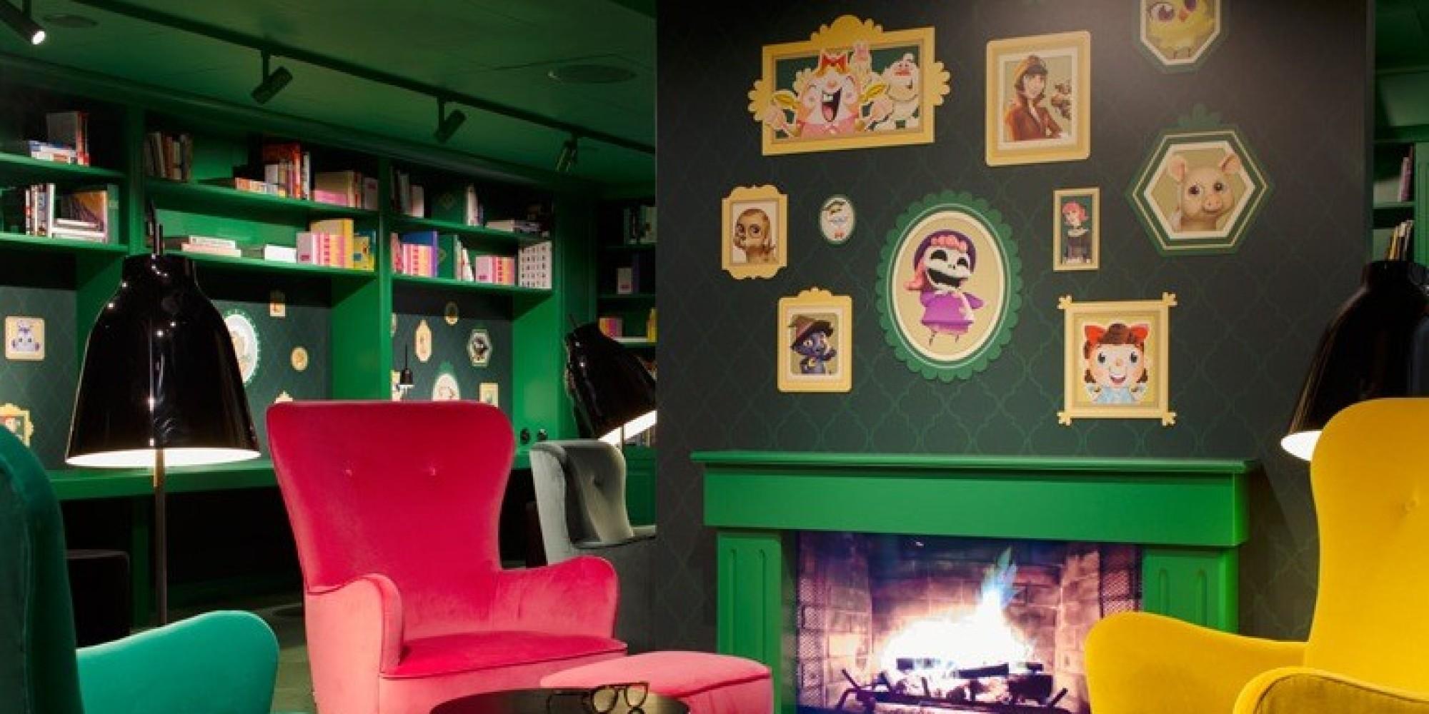 King muestra las oficinas de candy crush saga for Oficinas disney madrid
