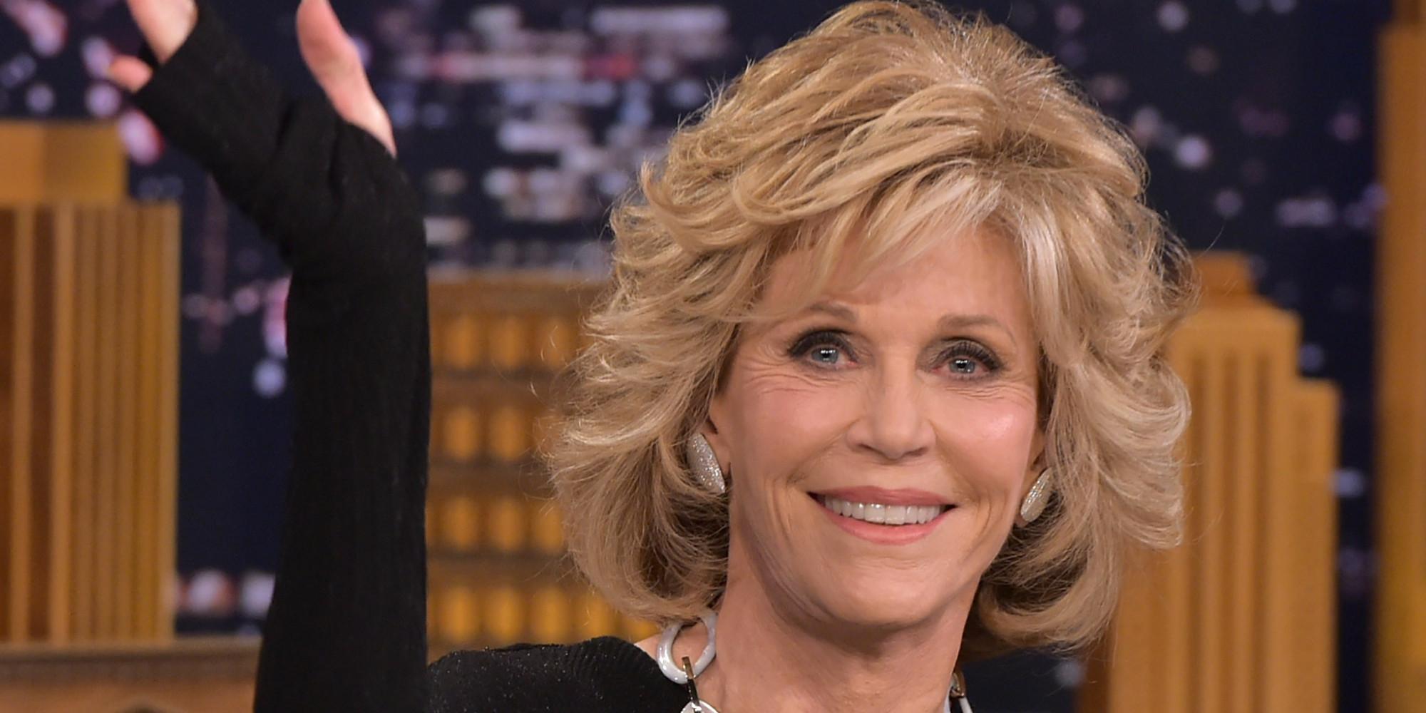 Jane Fonda Latest Haircut Newhairstylesformen2014 Com