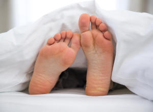 Leg Bed