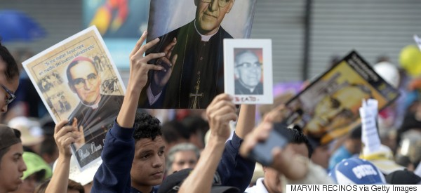 Salvadorans Rejoice As Slain Archbishop Romero Beatified