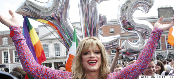 Ireland Gay Marriage Referendum Victory Means Same-Sex Weddings This Year