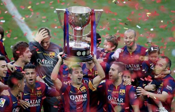 barcelona liga